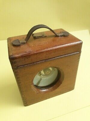 Vintage Original Toulet Imperator Collectable The Automatic Timing Clock