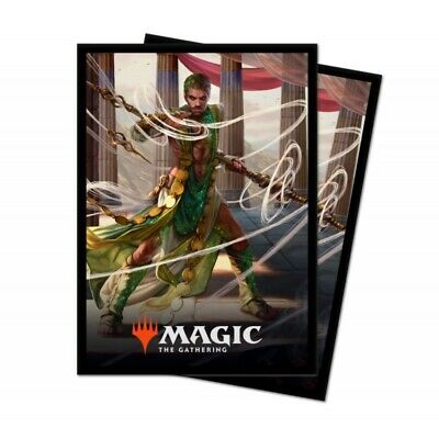 Ultra Pro 100 Bustine Protettive - Magic The Gathering - Theros Beyond Death - C