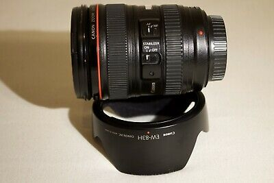 Canon EF 24-105 mm F/4L IS USM Objetivo Lens