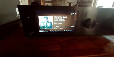 SONY HAP-S1/S Black HDD 2 terabyte Hi-Res Audio Music Player