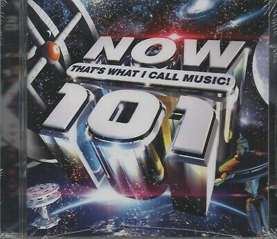 NOW THAT'S WHAT I CALL MUSIC 101 - CD album (2 CDs, 46 tracks - New & sealed)