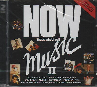 NOW THAT'S WHAT I CALL MUSIC II (2019) - CD album (Brand new & sealed)