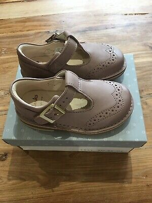 BNWT Toddler Girls Clarks Shoes Pink Leather Size 5.5G