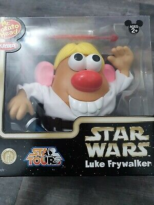 Mr Potato Head Luke Frywalker Playskool Official Star Wars Hasbro
