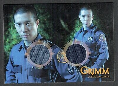 Grimm Season 1 SDCC Costume /& Prop Card Selection 2014 San Diego Comic Con