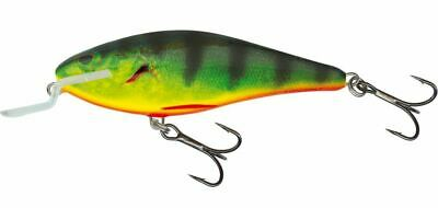 New on Card PH12F Floating 4 1//2´´ color: PH 1 1//4 oz Salmo Perch