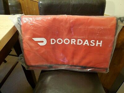 NEW: DoorDash Official Insulated Catering Bag