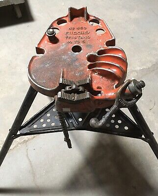 Ridgid Tristand #450 Pipe Threader w/ Tap in DC Area