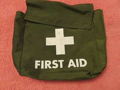 landrover wolf  first aid kit outer bag