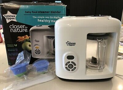 Tommee Tippee Baby Foid Steamer And Blender.