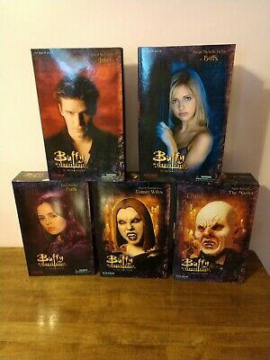 Buffy the Vampire Slayer RARE 12 Inch Figures Sideshow Collectibles Angel Faith