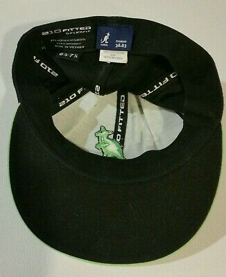 FedEx Express Flexfit Fitted Cap Premium 210 Fitted Hat Dark Navy 7 1//4-7 5//8