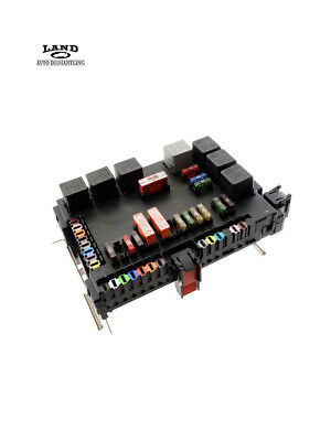 Mercedes W221 W216 Cl/S-Class Trunk Relay Fuse Box Computer Control Unit Module