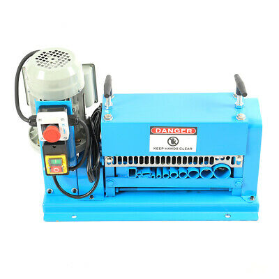 Electric Cable Wire Stripper Stripping Machine Scrap Wiring Stripped Equipment
