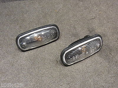 MGZT, Rover 75. Indicator side repeater lamps. (1 pair).