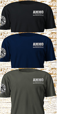 New AMMO Miami Narcotics Unit Police Department Bad boys for life T-Shirt S-4XL