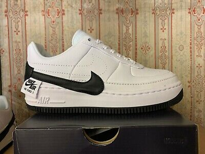NIKE AIR FORCE 1 JESTER XX Blanc 38.5 7.5 NEW White AF1