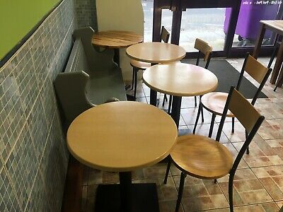used cafe tables and chairs
