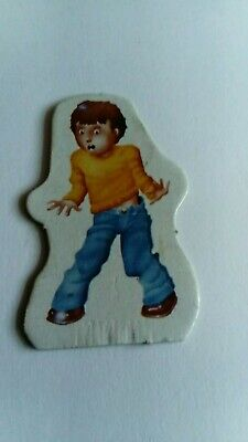 Ghost Castle Board Game Spare Part - BOY PLAYING PIECE - Vintage MB Games part