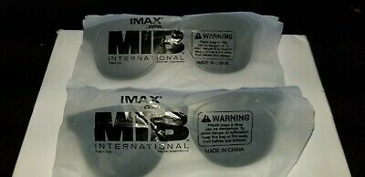 2 MIB Men In Black International IMAX AMC Sunglasses Promotional Movie NEW lot