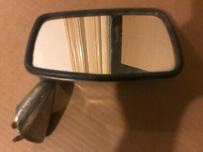 Ford Fiesta Mk1 Uk Driver / Right Chrome Wing Mirror