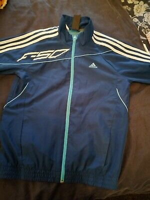 Boys Adidas Tracksuit Top Age 11-12 Years