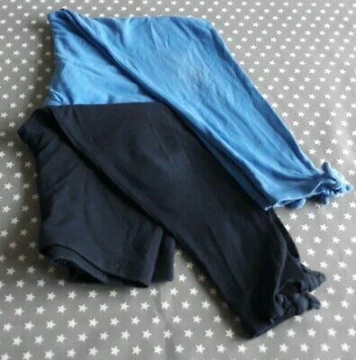 2 X Girls Next Leggings Cropped Capri Trousers Size Age 10 Years 9-10