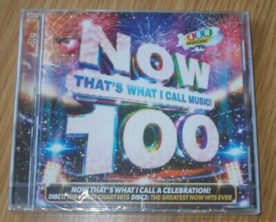 Now Thats What I Call Music 100 2cd Set Various Artists