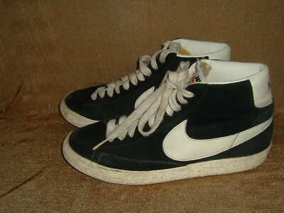 Nike mens / ladies older boys / girls high top trainers shoes size 5