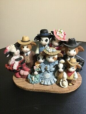 Marys Moo Moos Cow-Memorating Ten Happy Years 10th Anniversary Limited Edition