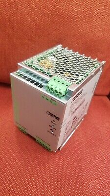 Phoenix Contact QUINT-PS/1AC/24DC/20 Power Supply MPN: 2866776 TESTED WORKS FINE