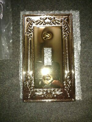Victorian Light Switch Cover By Renovators Supply Manufacturing single toggle