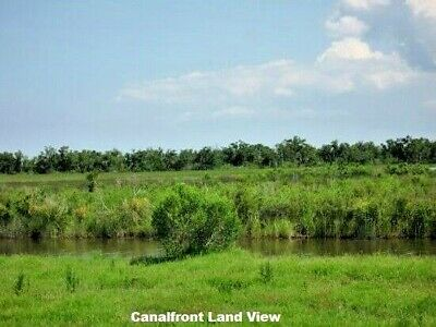 *** CANAL FRONTAGE *** GULF of MEXICO ACCESS, NEAR CASINO, FULL PRICE