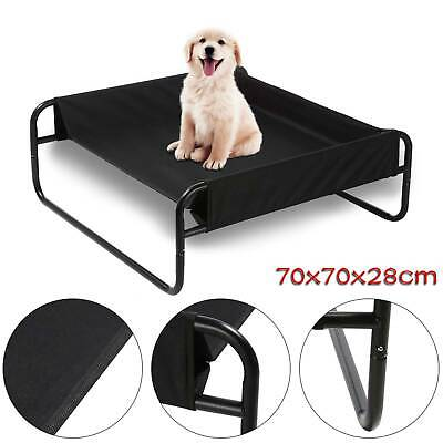 Elevated Dog Pet Bed Portable Waterproof Outdoor Raised Camping Basket