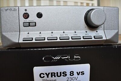 Cyrus 8Vs Integrated Amplifier