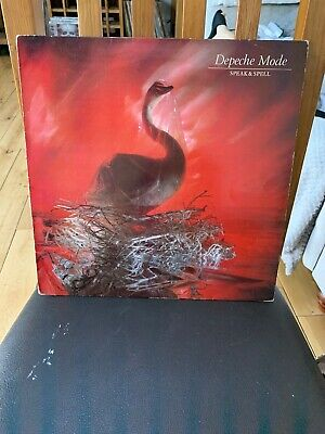 depeche mode speak and spell vinyl