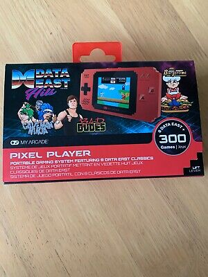 My Arcade Pixel Portable Classic Retro Arcade Games Player 300 Games