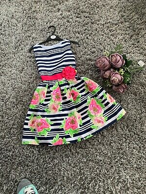 Beautiful Girls Special Occasion/Party Dress Age 6yrs From NEXT signature