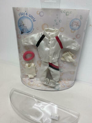 Helen Kish Riley's World Riley Sweat Suit Outfit Set