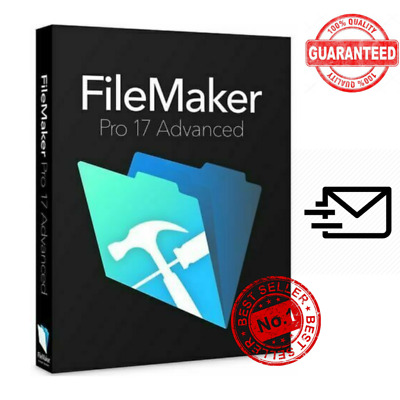FileMaker Pro 18 Advanced 🔥 Lifetime 🔥 Fast Delivery