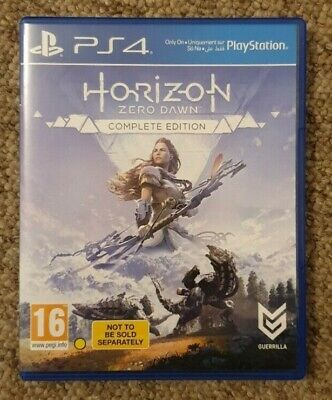 Horizon Zero Dawn Complete edition PS4 (Sony PlayStation 4)