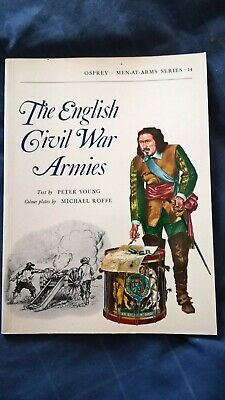 The English Civil War Armies by Peter Young (Paperback, 1994)