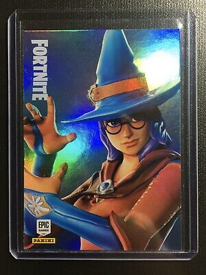PANINI FORTNITE SERIES 1 ELMIRA EPIC OUTFIT TRADING CARD #209