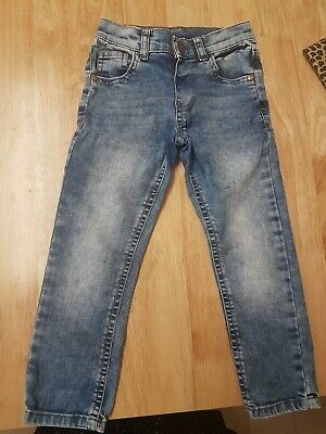 M&S Boys Jeans Age 3 To 4