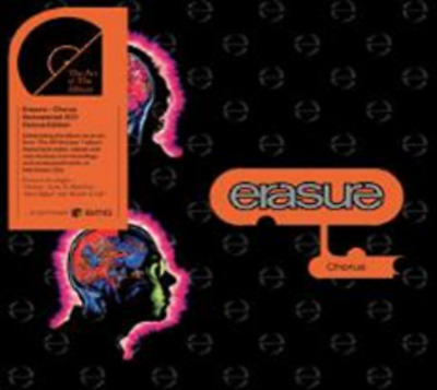 Erasure - Chorus - New 3CD Deluxe Hardback Book
