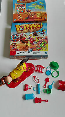 Buckaroo! The Original Saddle Stacking Game 3 Skill Levels Hasbro 2011 complete