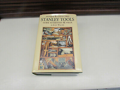 John Walter Stanley Tools Guide to Identity & Value First Printing 1996