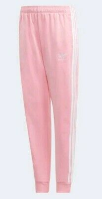 Adidas Rose Pink Pants Age 11-12 Years Bnwt