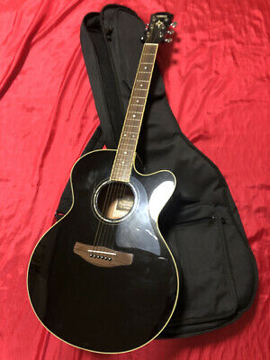 Yamaha Compass Series CPX500 ii BL Electric Acoustic Guitar