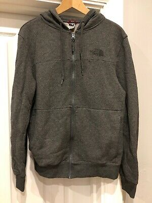 The North Face Mens Small Hoody Zipped Hooded Top Hoodie Size Small Mens